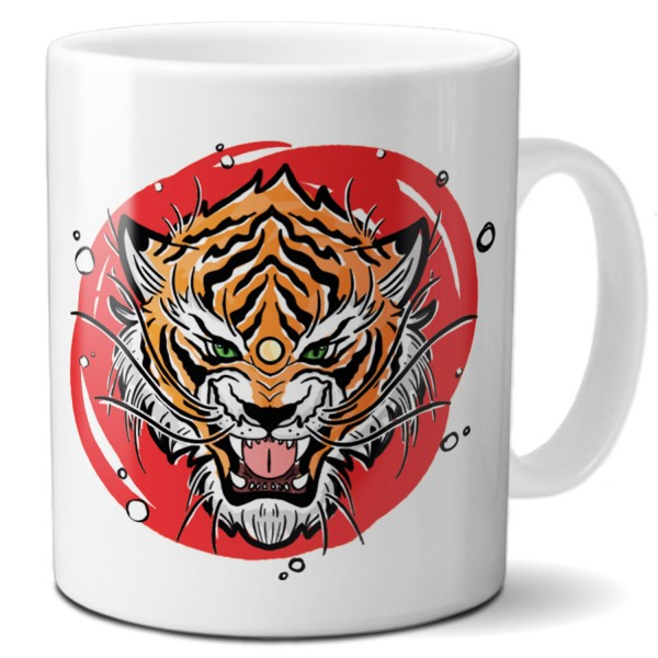 "Tasse ""Tiger"""