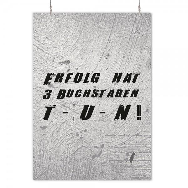 "Poster ""TUN"""