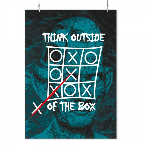 Poster »Think Outside«
