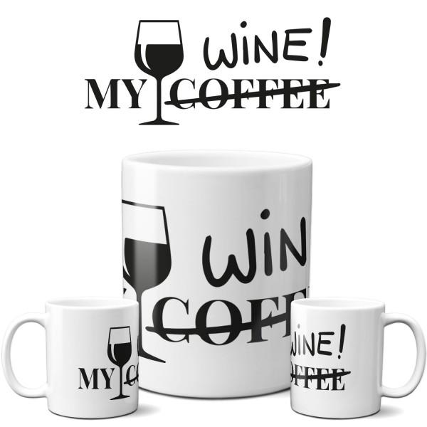 """Tasse """"My Wine"""""""
