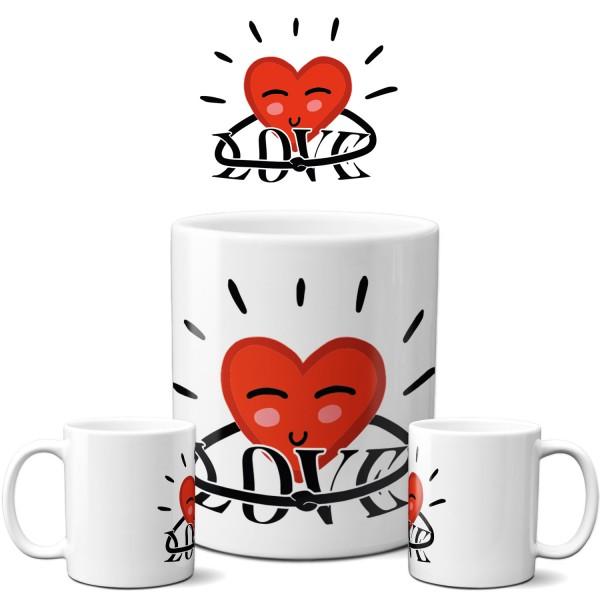 """Tasse """"Love Herz"""""""