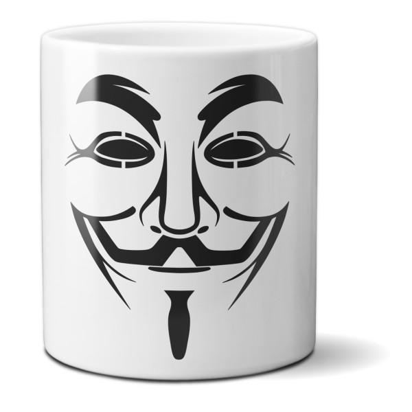 """Tasse """"Guy Fawkes"""""""