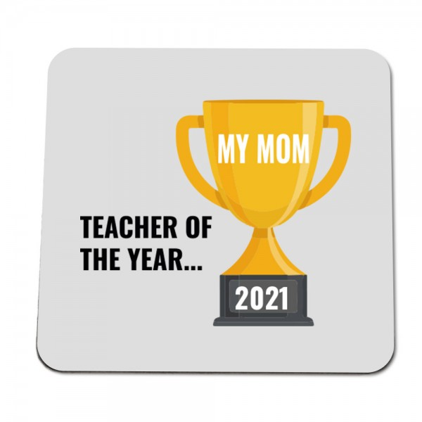 "Untersetzer ""Teacher of the Year"""