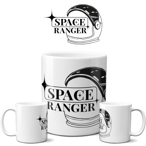 "Tasse ""Space Ranger"""