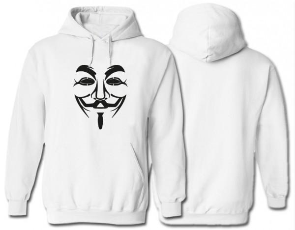 """Hoodie »Guy Fawkes"""""""